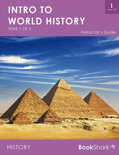 Intro to World History, Year 1 of 2 (Level 1) ages 6-8