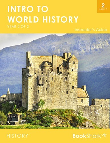 Intro to World History, Year 2 of 2 (Level 2) ages 7-9
