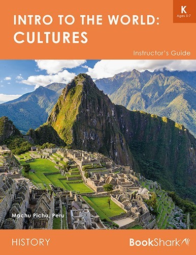Intro to the World: Cultures (Level K) ages 5-7