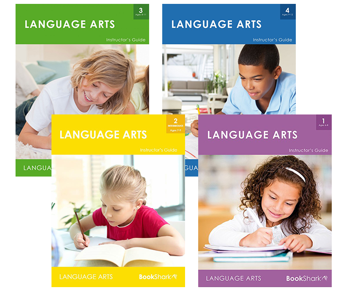 BookShark Language Arts Homeschool Curriculum