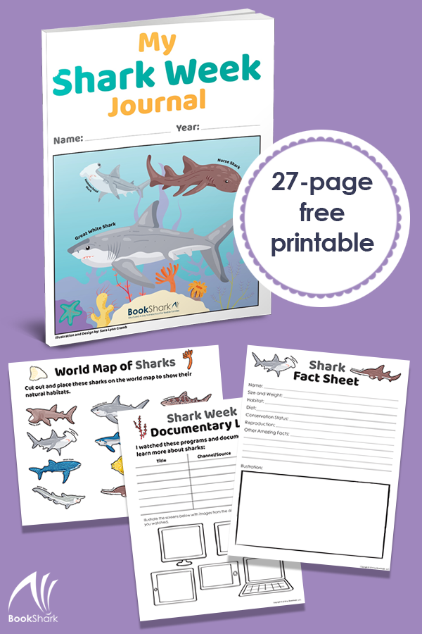 Shark Week Journal
