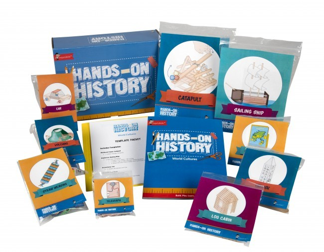 Hands-on History: World Cultures