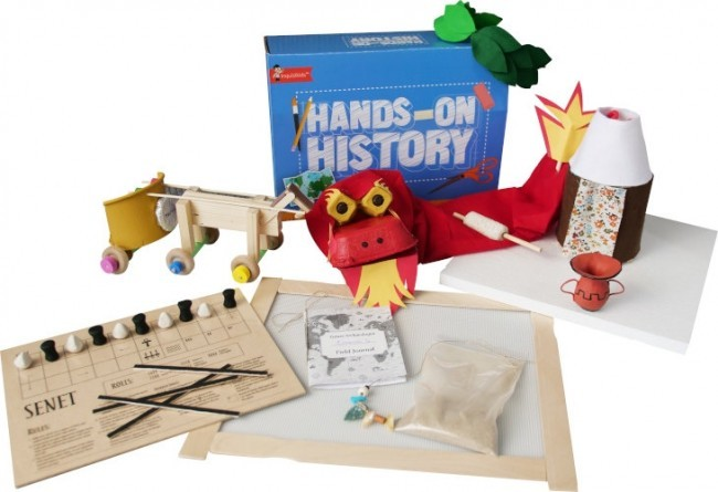 Hands-on History: World History I