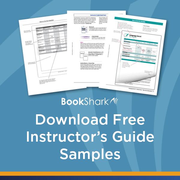 Get Free Samples of BookShark Curriculum