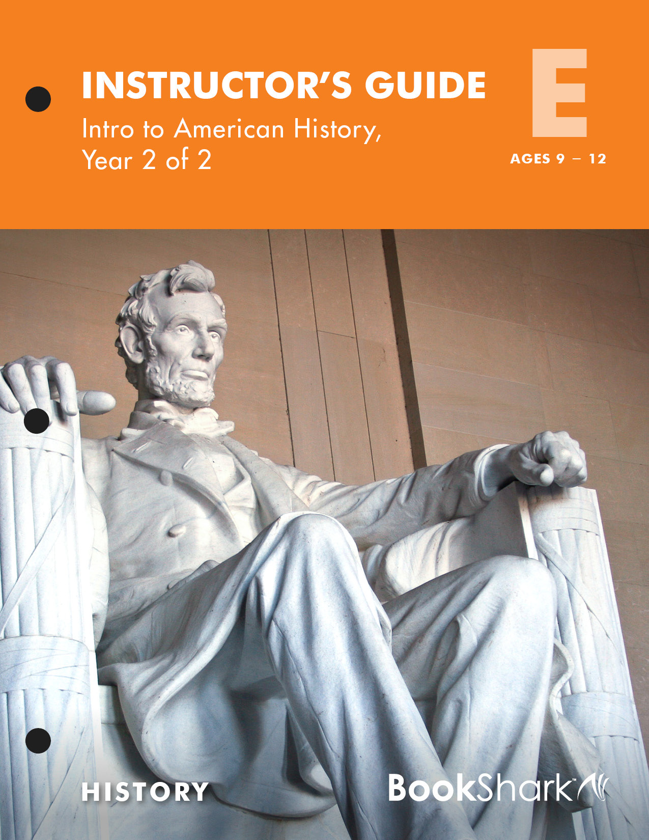 BookShark Reading with History Level E Intro to American History, Year 2 of 2