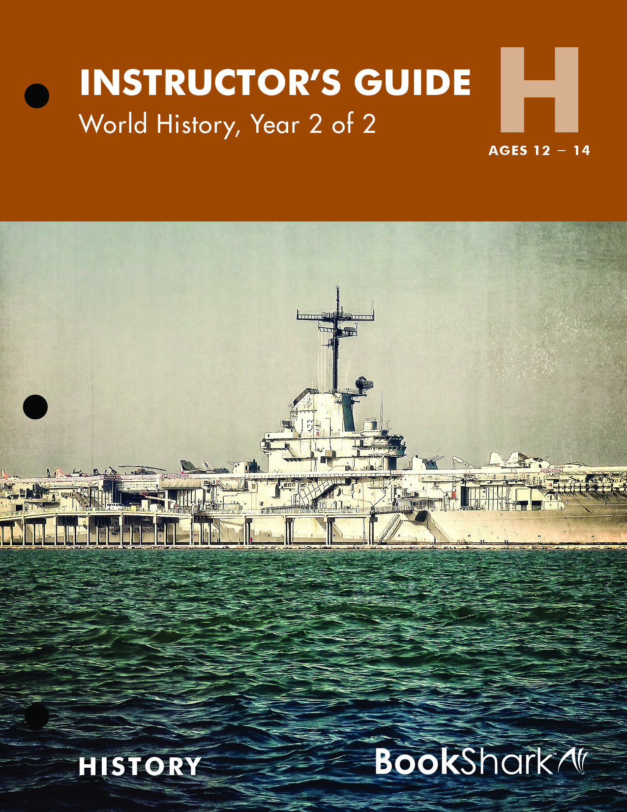 BookShark Reading with History Level H World History, Year 2 of 2