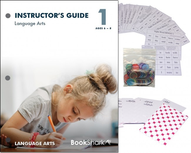 BookShark Language Arts 1 Package