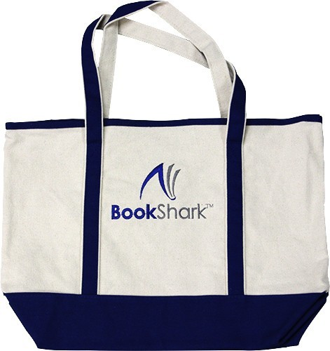 BookShark Tote Bag