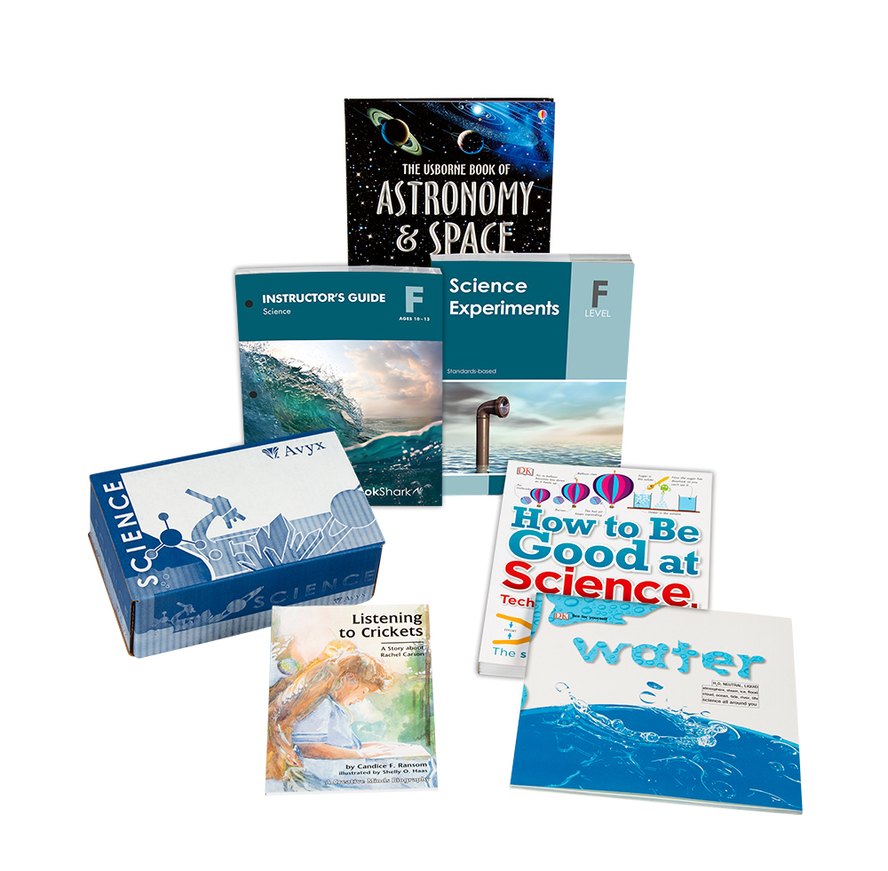 BookShark Science F ages 10-13